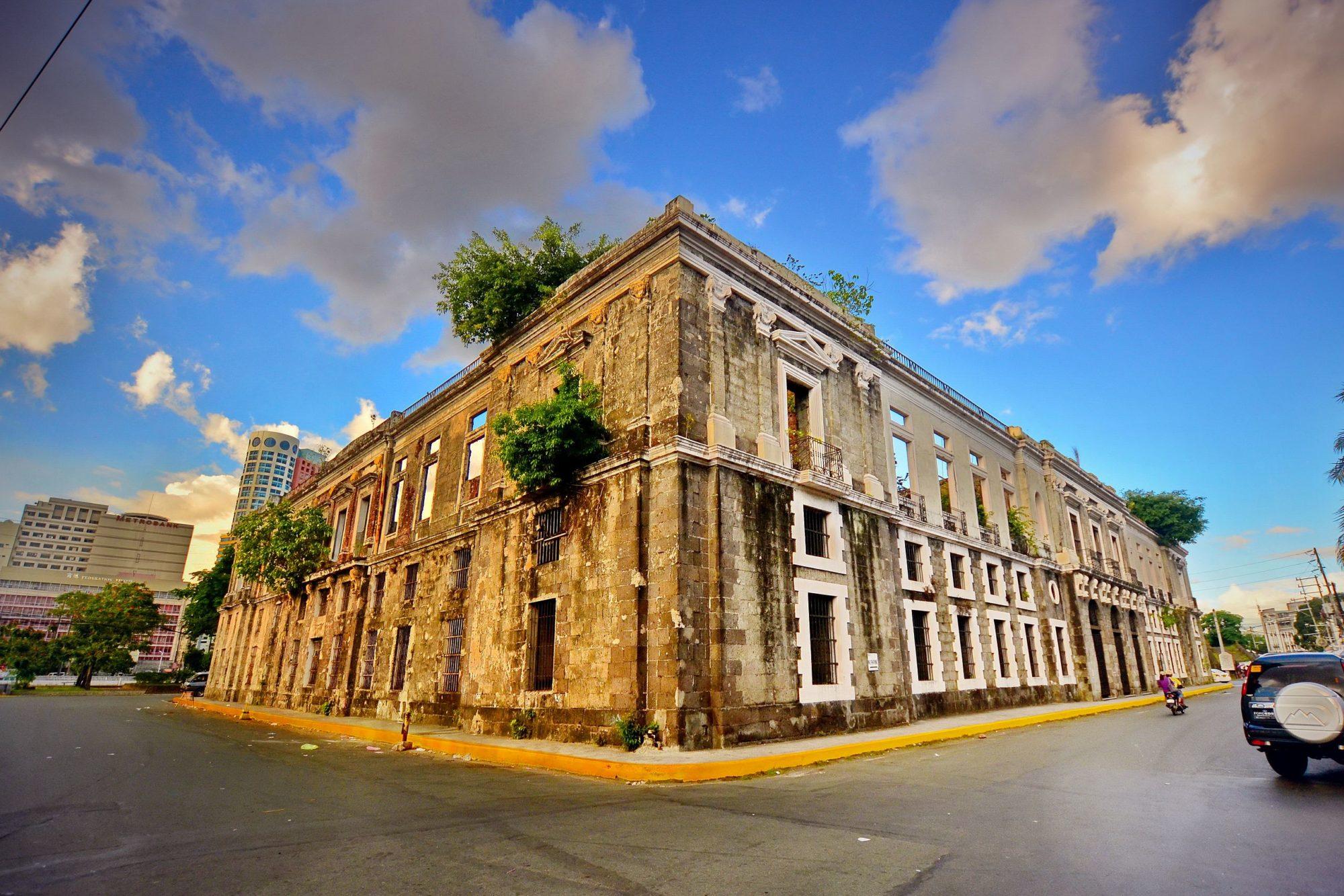 Intramuros er rig på historie og bestemt et besøg værdigt