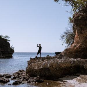 Exploring the area of Puerto Galera and Sabang