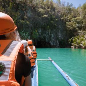 Husk at booke din tur før ankomst til Palawan, ellers kan man ende med at gå glip af verdens 7 vidunder