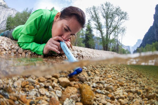 Your personal portable water filter