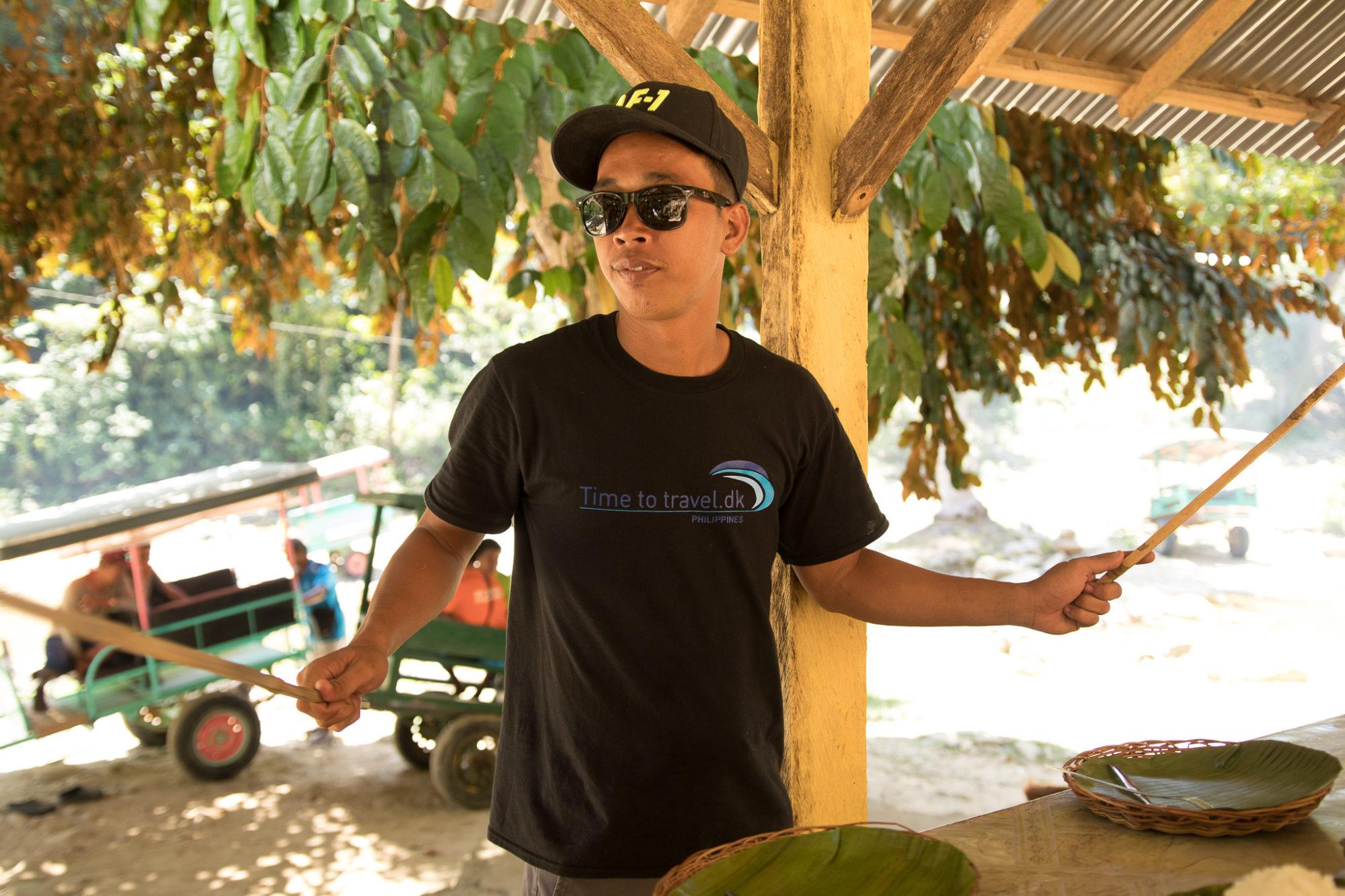 mød din guide på filippinerne og turene med time to travel
