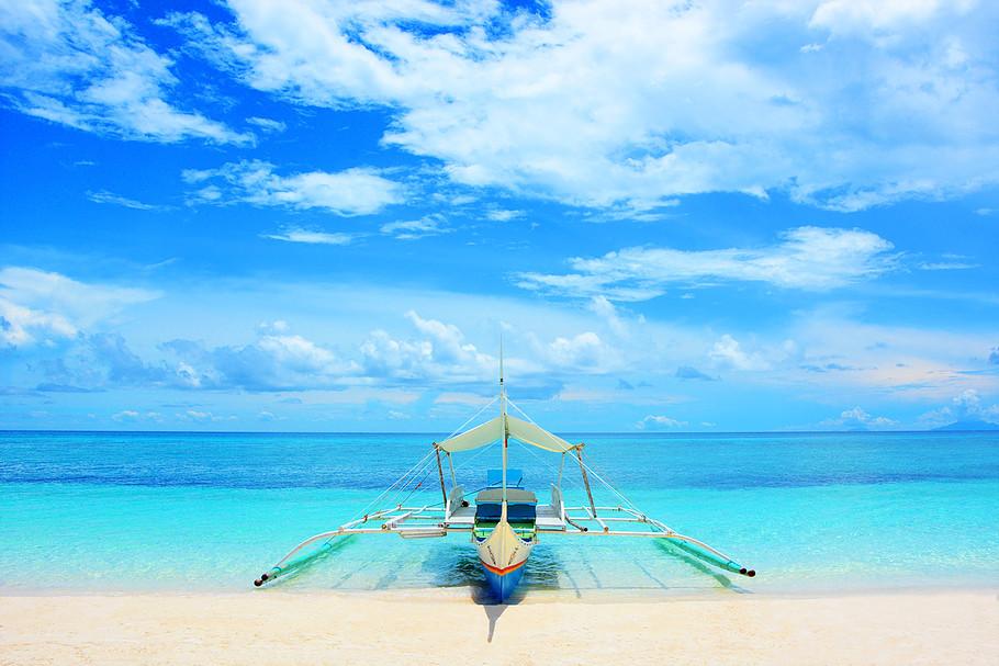 malapascua eller boracay light. fantastisk dykning og flere gode overnatningsmuligheder med time to travel