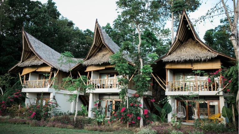 mange smukke resorts på bohol. din rejse til filippinerne er fantastisk