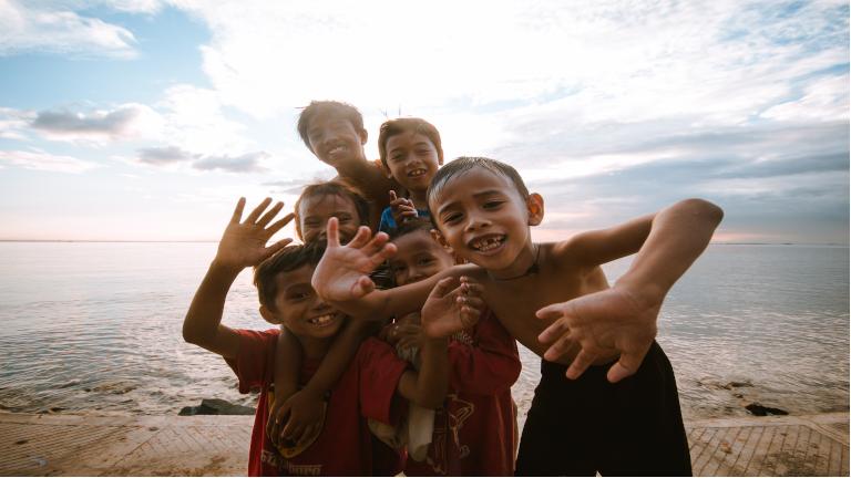 på filippinerne får man flere smil dagligt og stemningen er altid positiv. glæd dig til en imødekommende befolkning