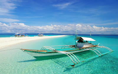 smukke malapascua. sandstrande og fantastisk dykning